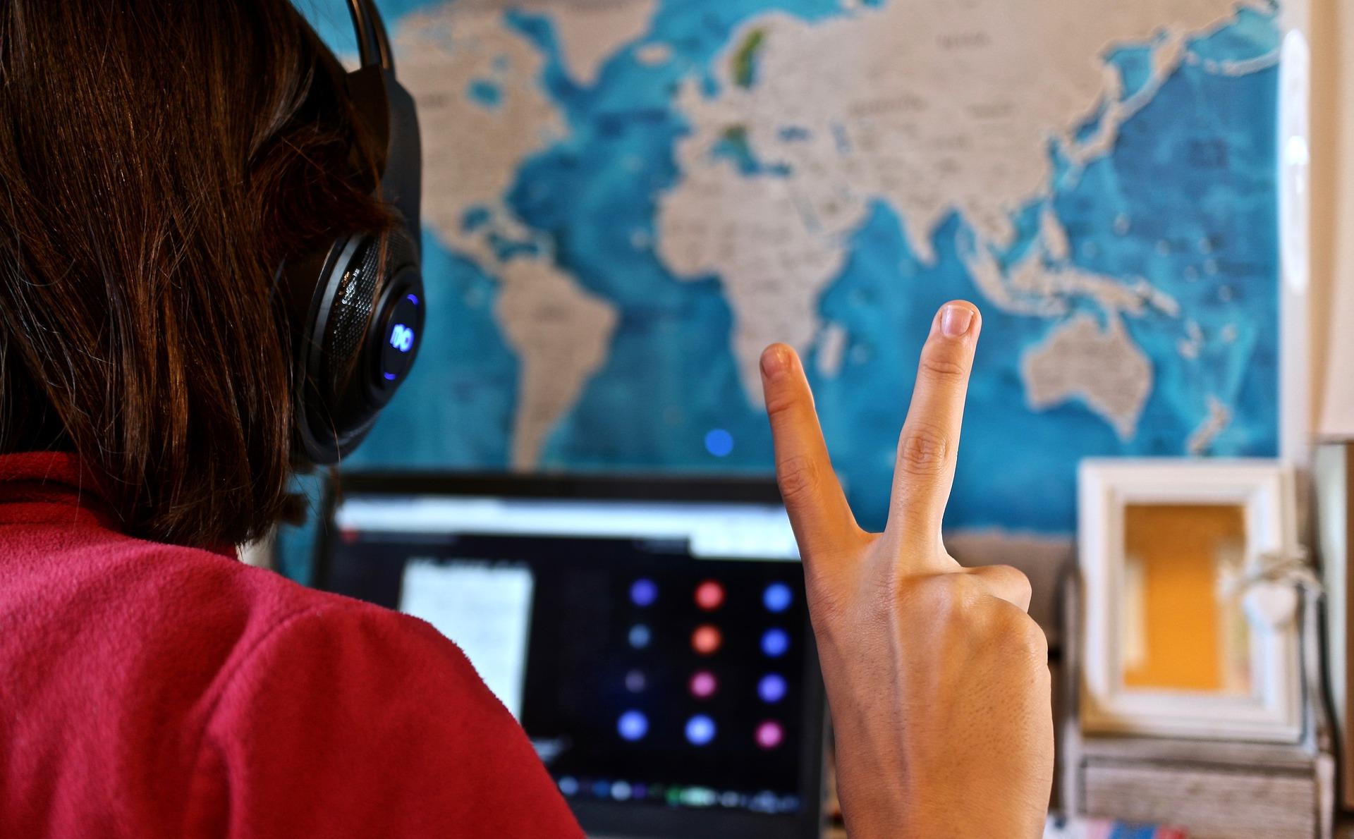 Nos cours de français en ligne